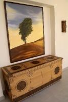 Tuksnesī apmeklējam un pusdienojam Šārdžas emirātu viesnīcā «Al Badayer Oasis», kas pieder emirāta īpašo naktsmītņu kolekcijai «Mysk  Sharjah Collecti 29