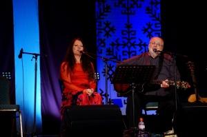 Talsu Tautas namā savu ceļojumu pa Latvijas pilsētu koncertzālēm uzsākusi patriotiskā koncertprogramma