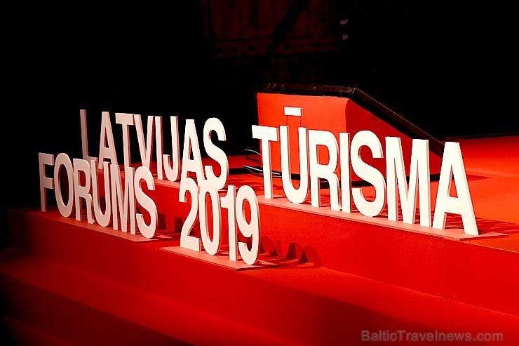 Rīgā 12.11.2019 pulcējas tūrisma profesionāļi uz Latvijas tūrisma forumu «Sadarboties, lai iedarbotos»