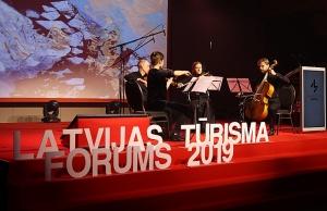 Rīgā 12.11.2019 pulcējas tūrisma profesionāļi uz Latvijas tūrisma forumu «Sadarboties, lai iedarbotos» 2