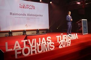 Rīgā 12.11.2019 pulcējas tūrisma profesionāļi uz Latvijas tūrisma forumu «Sadarboties, lai iedarbotos» 6