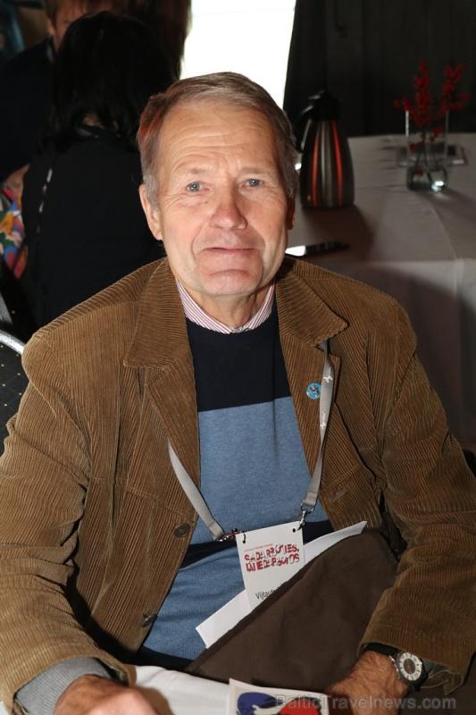 Latvijas tūrisma forums «Sadarboties, lai iedarbotos» pulcē Rīgā ceļošanas speciālistus 270997
