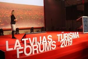 Latvijas tūrisma forums «Sadarboties, lai iedarbotos» pulcē Rīgā ceļošanas speciālistus 1