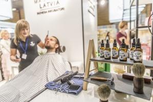 Ar rekordlielu dalībnieku skaitu un fantastisku svētku atmosfēru Ķīpsalā aizvadīta izstāde Baltic Beauty 2019 40