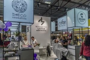 Ar rekordlielu dalībnieku skaitu un fantastisku svētku atmosfēru Ķīpsalā aizvadīta izstāde Baltic Beauty 2019 41