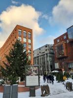 Igaunijas galvaspilsētā Tallinā valda Ziemassvētku noskaņa 2