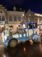 Igaunijas galvaspilsētā Tallinā valda Ziemassvētku noskaņa 3