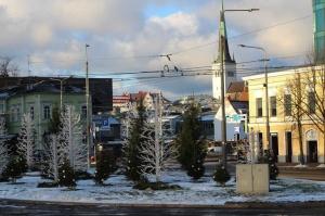 Igaunijas galvaspilsētā Tallinā valda Ziemassvētku noskaņa 15