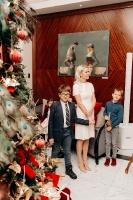 Viesnīca Grand Hotel Kempinski turpinot tradīciju pulcē rīdziniekus uz svinīgo Ziemassvētku egles iedegšanas ceremoniju 9