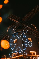 Tuvojoties Ziemassvētkiem, atpūtas centrs LIDO iemirdzējies īpaši spoži 9