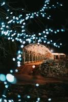 Tuvojoties Ziemassvētkiem, atpūtas centrs LIDO iemirdzējies īpaši spoži 11