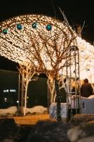 Tuvojoties Ziemassvētkiem, atpūtas centrs LIDO iemirdzējies īpaši spoži 14