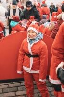 Ziemassvētku vecīšu labdarības skrējiens ir pozitīvām emocijām piepildīts pasākums, kurā ik gadu piedalās simtiem jautru dalībnieku ar mērķi palīdzēt  4