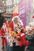 Ziemassvētku vecīšu labdarības skrējiens ir pozitīvām emocijām piepildīts pasākums, kurā ik gadu piedalās simtiem jautru dalībnieku ar mērķi palīdzēt  8