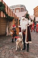 Ziemassvētku vecīšu labdarības skrējiens ir pozitīvām emocijām piepildīts pasākums, kurā ik gadu piedalās simtiem jautru dalībnieku ar mērķi palīdzēt  19