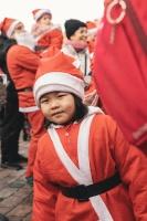 Ziemassvētku vecīšu labdarības skrējiens ir pozitīvām emocijām piepildīts pasākums, kurā ik gadu piedalās simtiem jautru dalībnieku ar mērķi palīdzēt  22