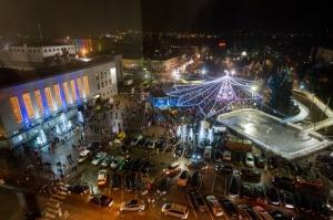 Daugavpils Ziemassvētku laikā saposusies īpaši grezni 1