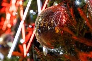 Daugavpils Ziemassvētku laikā saposusies īpaši grezni 5