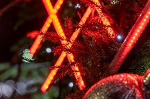 Daugavpils Ziemassvētku laikā saposusies īpaši grezni 6