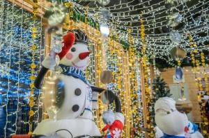 Daugavpils Ziemassvētku laikā saposusies īpaši grezni 17