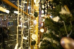 Daugavpils Ziemassvētku laikā saposusies īpaši grezni 18