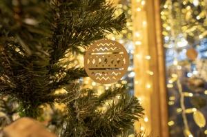 Daugavpils Ziemassvētku laikā saposusies īpaši grezni 19