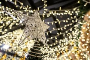 Daugavpils Ziemassvētku laikā saposusies īpaši grezni 20