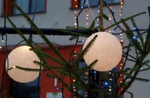 Egles iemirdzēšanās svētki ieskandinājuši Ziemassvētku gaidīšanas laiku Preiļu novadā 5