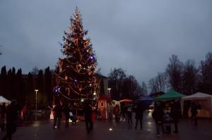 Egles iemirdzēšanās svētki ieskandinājuši Ziemassvētku gaidīšanas laiku Preiļu novadā 7