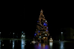 Egles iemirdzēšanās svētki ieskandinājuši Ziemassvētku gaidīšanas laiku Preiļu novadā 3