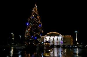 Egles iemirdzēšanās svētki ieskandinājuši Ziemassvētku gaidīšanas laiku Preiļu novadā 9