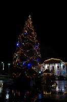 Egles iemirdzēšanās svētki ieskandinājuši Ziemassvētku gaidīšanas laiku Preiļu novadā 11