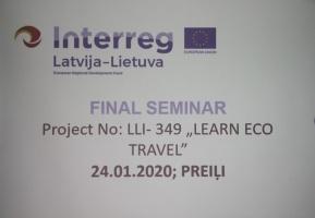 Travelnews.lv piedalās 24.01.2020 Preiļu seminārā «Ekotūrisma attīstība Latvijā un Lietuvā izmantojot ūdens resursus» 2