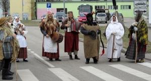 Līvānos norisinājās XXI Starptautiskais masku tradīciju festivāls, kurā piedalījās 24 masku grupasno Latvijas un citām valstīm 4