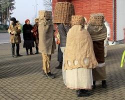 Līvānos norisinājās XXI Starptautiskais masku tradīciju festivāls, kurā piedalījās 24 masku grupasno Latvijas un citām valstīm 13