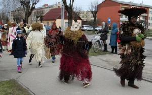 Līvānos norisinājās XXI Starptautiskais masku tradīciju festivāls, kurā piedalījās 24 masku grupasno Latvijas un citām valstīm 15