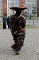 Līvānos norisinājās XXI Starptautiskais masku tradīciju festivāls, kurā piedalījās 24 masku grupasno Latvijas un citām valstīm 21