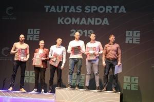 Travelnews.lv piedāvā dažus fotomirkļus no «Ogres novada Sporta laureāts 2019» 13