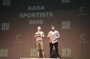 Travelnews.lv piedāvā dažus fotomirkļus no «Ogres novada Sporta laureāts 2019» 35