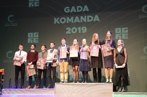 Travelnews.lv piedāvā dažus fotomirkļus no «Ogres novada Sporta laureāts 2019» 38
