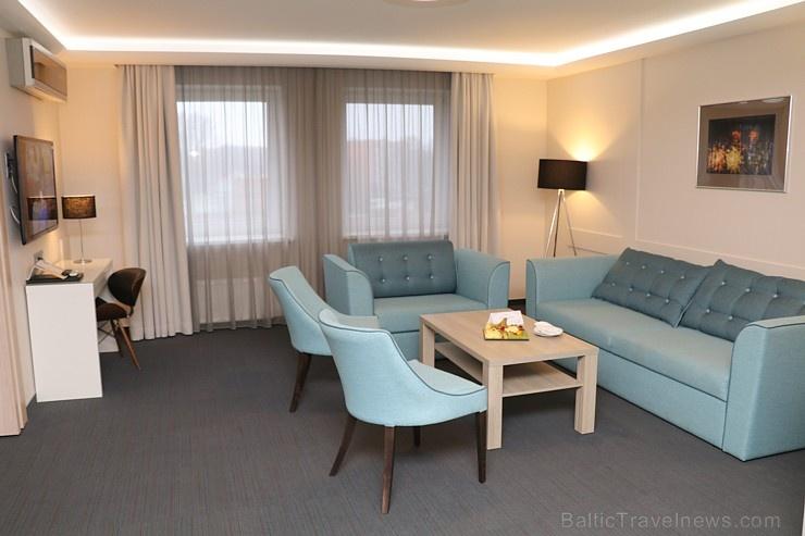 Travelnews.lv iepazīst un nakšņo Liepājas 4 zvaigžņu viesnīcā «Hotel Amrita»
