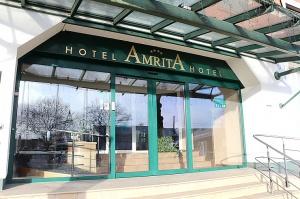 Travelnews.lv iepazīst un nakšņo Liepājas 4 zvaigžņu viesnīcā «Hotel Amrita» 1