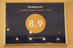 Travelnews.lv iepazīst un nakšņo Liepājas 4 zvaigžņu viesnīcā «Hotel Amrita» 3