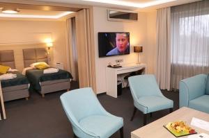 Travelnews.lv iepazīst un nakšņo Liepājas 4 zvaigžņu viesnīcā «Hotel Amrita» 14
