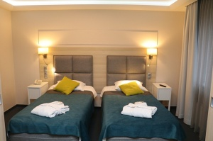 Travelnews.lv iepazīst un nakšņo Liepājas 4 zvaigžņu viesnīcā «Hotel Amrita» 15