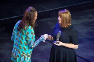 Balvas par aktivitātēm, darbu un sasniegumiem latgaliskajā kultūrā «Latgales vēstniecībā GORS» Rēzeknē pasniedz jau divpadsmito reizi 57