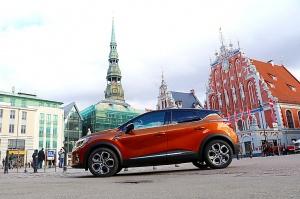 Apceļojam Latviju ar jauno «Renault Captur Tce 130 EDC GPF» 2