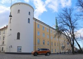 Apceļojam Latviju ar jauno «Renault Captur Tce 130 EDC GPF» 4