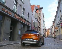 Apceļojam Latviju ar jauno «Renault Captur Tce 130 EDC GPF» 5