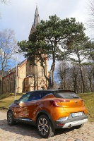 Apceļojam Latviju ar jauno «Renault Captur Tce 130 EDC GPF» 7